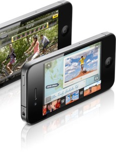 Video Editing using iMovie for iPhone